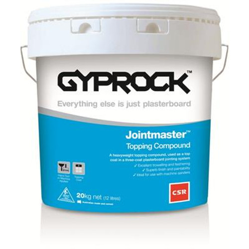 Jointmaster Topping Compound