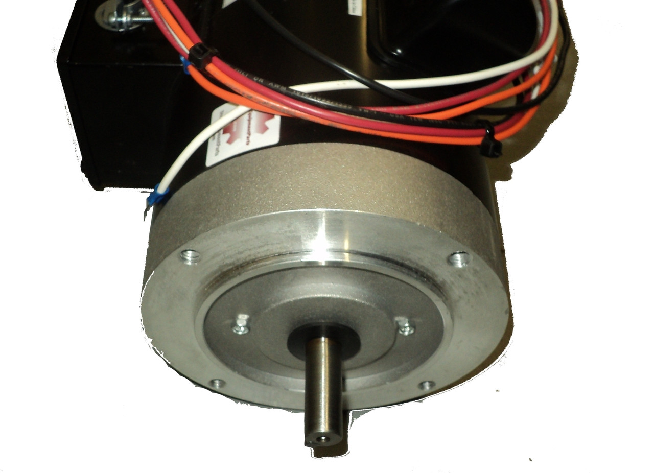Tire Changer Parts. Totally Enclosed Motor