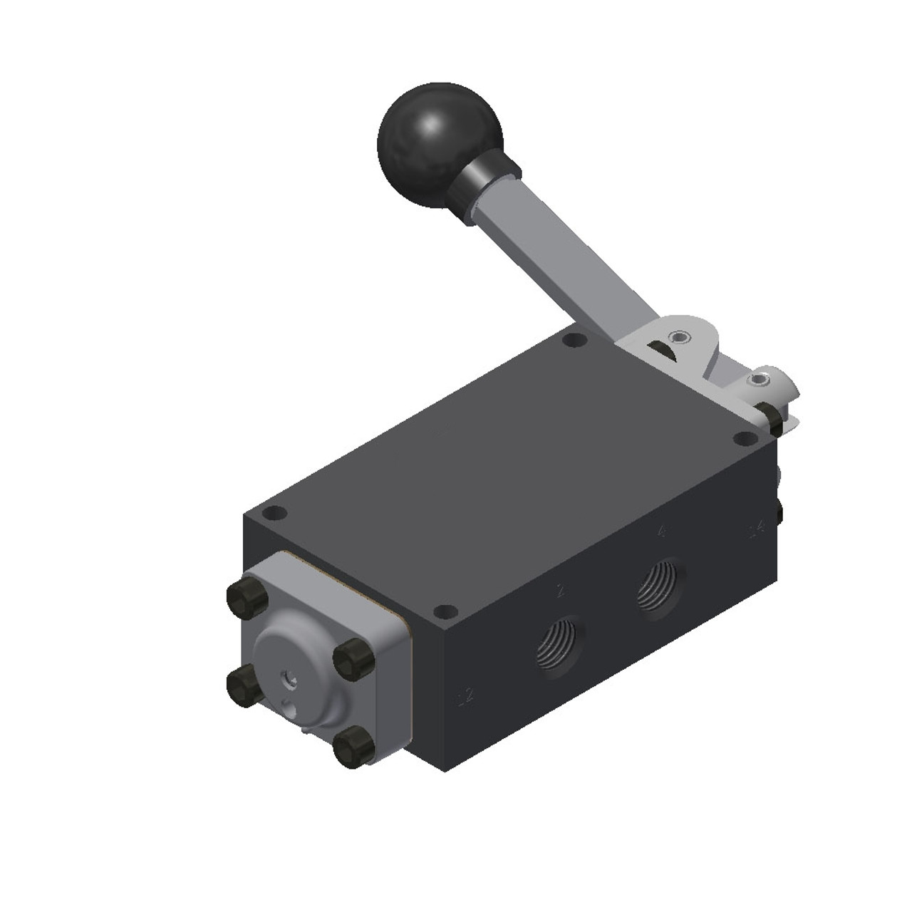 Hand Controlled AIR VALVE for Coats Tire Changers. Replaces 8183642