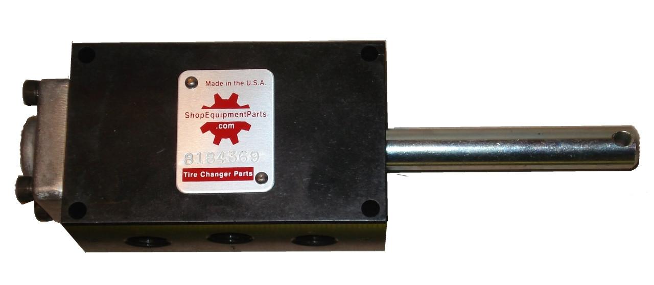 Coats Tire Changer Parts. 8184369 Air Valve.
