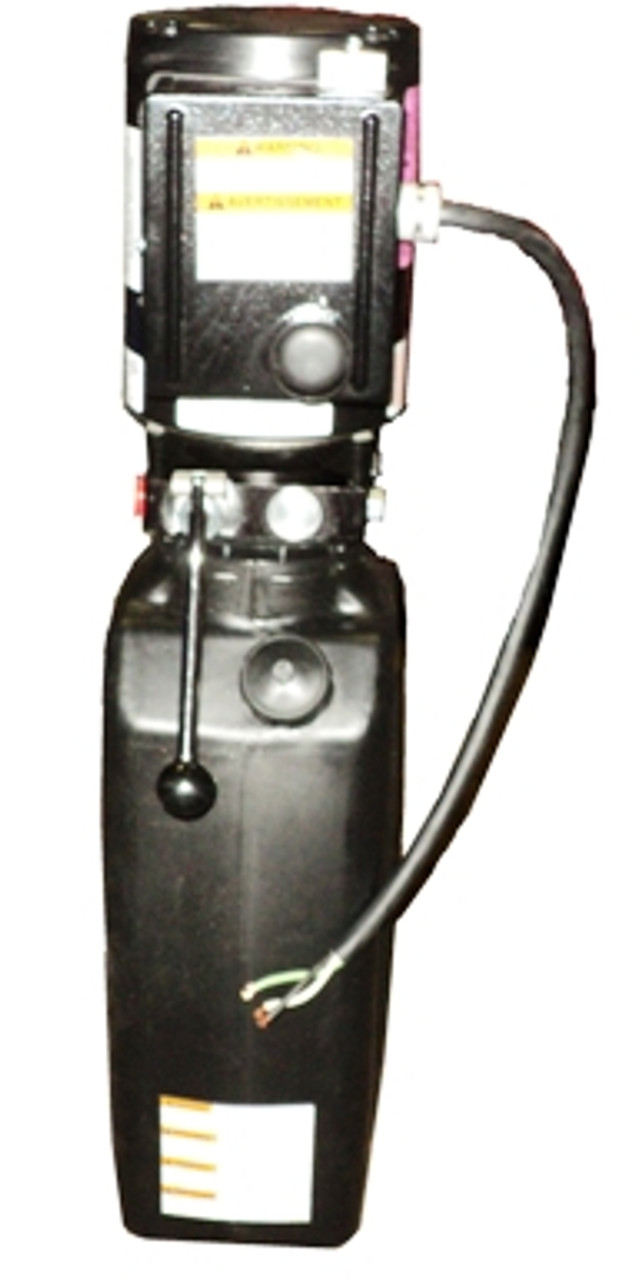 Complete ETL Certified Stone brand replacement Auto Lift Power Unit. SKU: AB-1270.