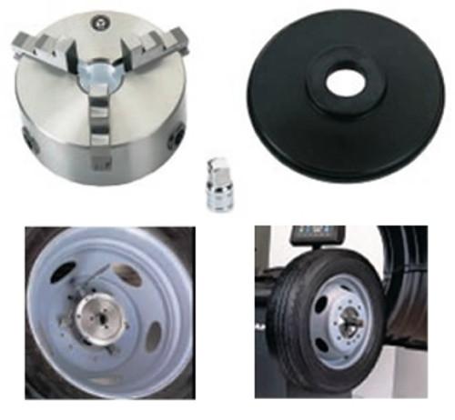 Accuturn Ranger Wheel Balancer 4 Pc Standard Taper Cone Set 36mm Shaft