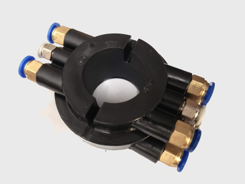 Rotating COUPLER for many imported Tire Changers. 85607133