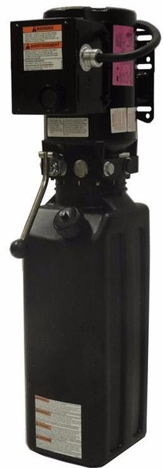 Complete SPX / Stone brand replacement Auto Lift Power Unit. SKU: AC-10AH.