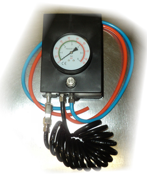 Photo of Part R980XR-141-1 Inflation Box