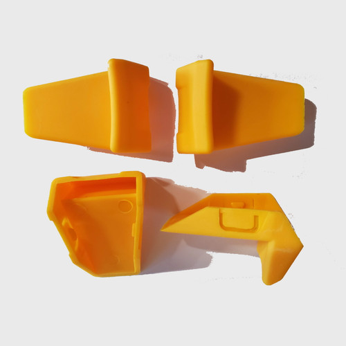 Jaw COVER SET, wheel protecting. R23LT-324-4