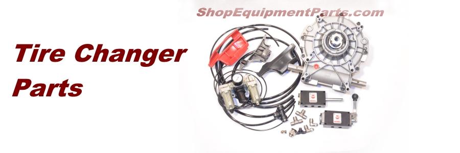 Various Tire Changer Parts