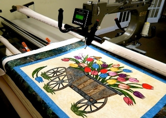 Custom Long Arm Machine Quilting Services