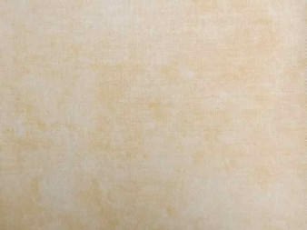"MAS 513-WWS Crm Yellow, Maywood Studio Shadow Play Light Creamy Yellow Colour. 100% Cotton, 42"" wide"