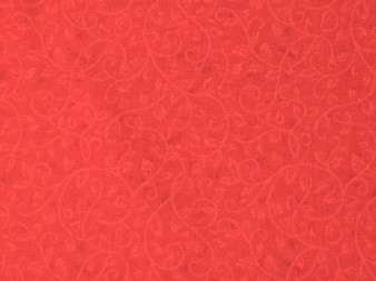 """300451-2, Home Essentials By Robyn Pandolph Red-Orange with Tonal Swirls 42"""" wide"""