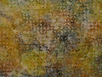 "2252-282 , Lizard Bali Handpaints Lizard Checkered Fabric, 100% Cotton, 42"" wide"