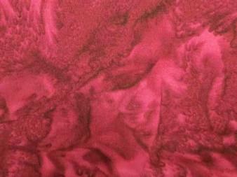 "1895-241 Sonoma, Hoffman Batik Bali Handpaint Sonoma Dark Burgundy. 100% Cotton, 42"" wide"