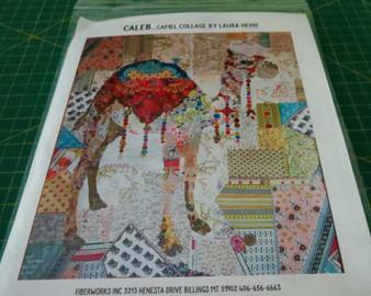 CALEB.. pattern by Laura Heine