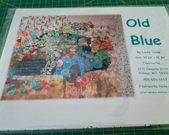 Old Blue by Laura Heine