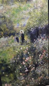 Renoir, 17876 238 Garden, Panel Fabric