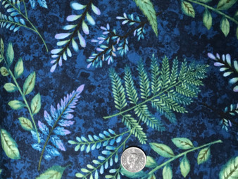 4497 77, Feathers and Flora, $8.75 per half meter
