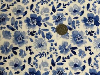 Classic Blue Floral, 55200101