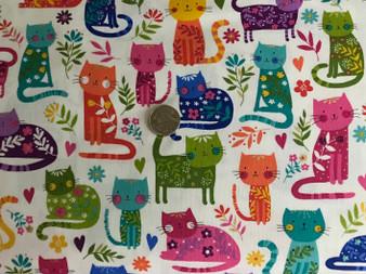 Katie's Cat,  2348 Colour Q