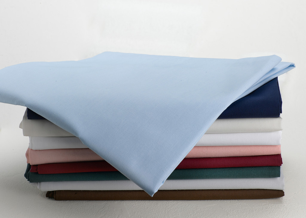 200 TC 50% Cotton/50% Polyester Fabrics