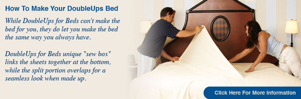 How to make the bed!