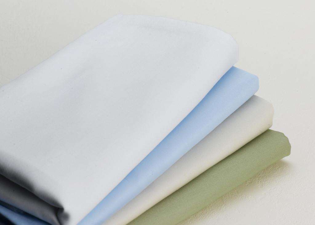 350 TC 100% Organic Cotton Fabrics