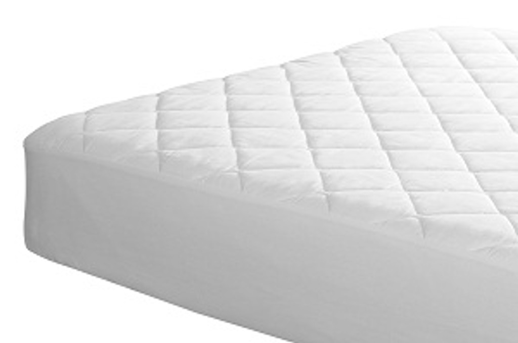 Spandex Sides used on all Mattress Pads