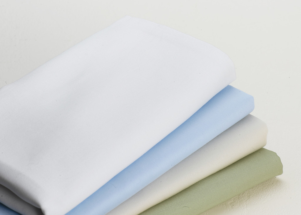 350 TC 100% Organic Cotton Colors