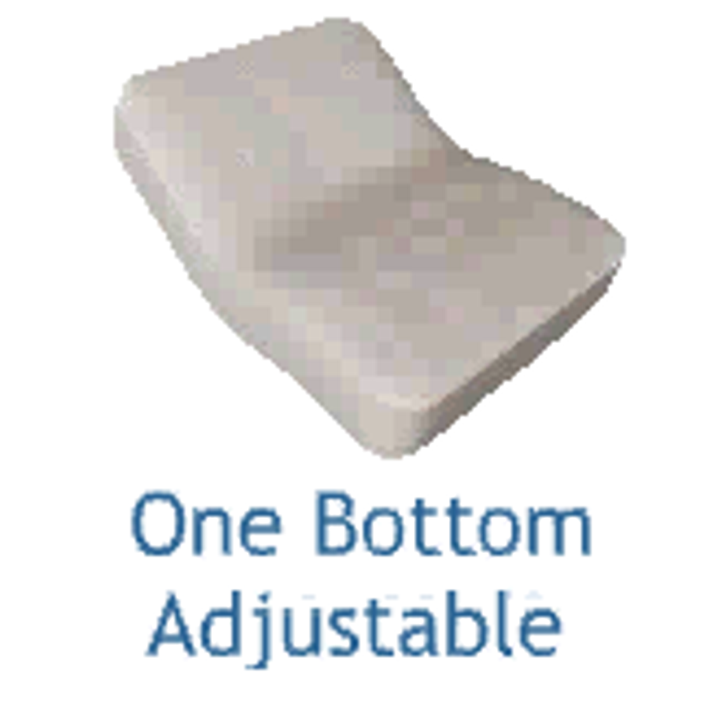 One Bottom Adjustable Mattress