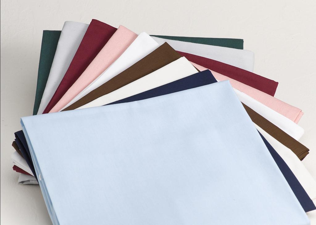 200 TC Polyester/Cotton Blend Colors