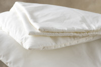 Thin comforter