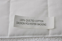 Cotton Pad Fabric Description