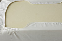Adjustable Bed Fitted Bottom with Wings!