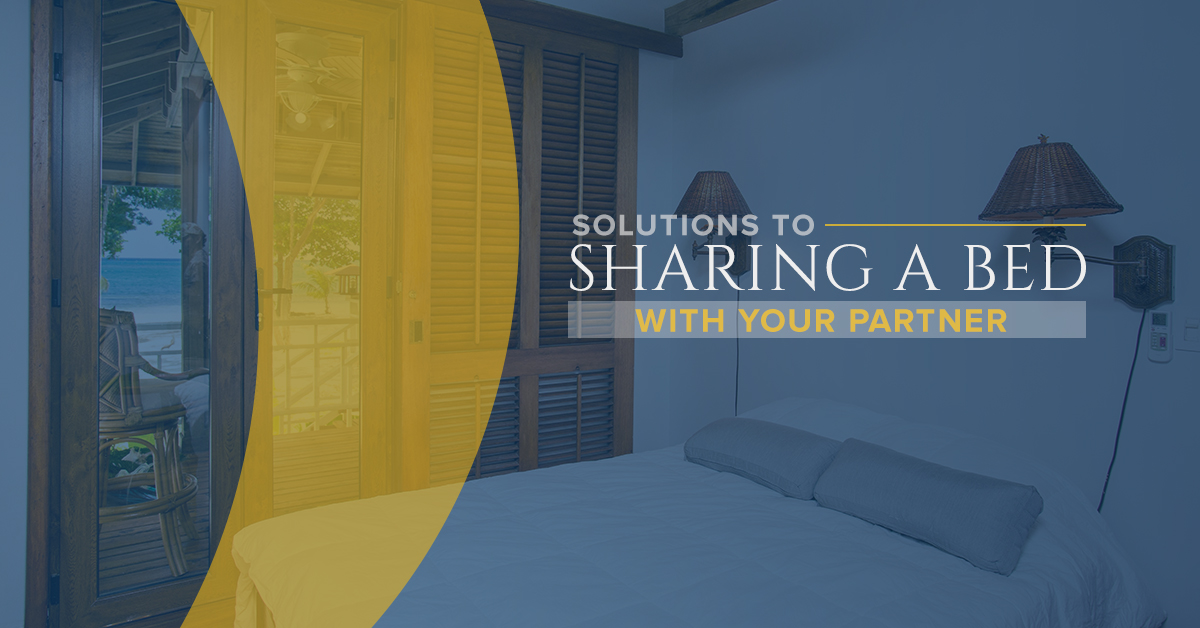 Solutions to Sharing a Bed With Your Partner
