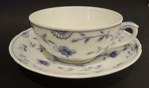 Antique Bing and Grondahl Sommerfugl Butterfly Tea Cup & Saucer