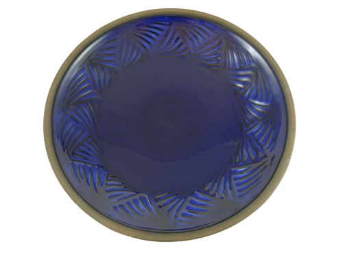 Vintage Danish Lehmann Keramik Art Pottery Bowl Langeland Denmark