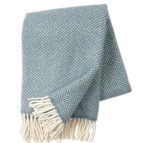 Brand New Klippan Samba Lambs Wool Throw 200cm x 130cm