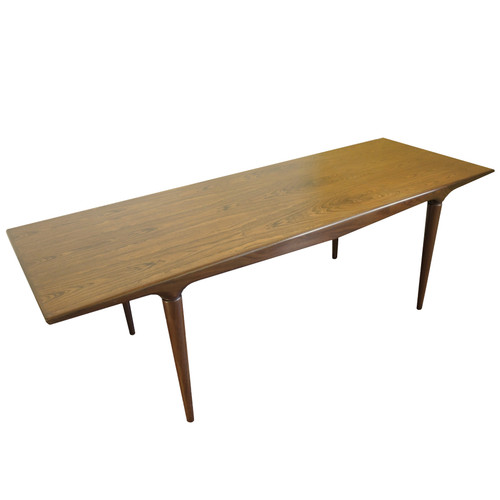 Mid Century Modern Danish Rosewood Coffee or Sofa Table