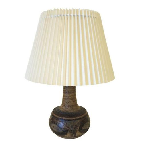 Vintage Danish Mid Century Modern Soholm Noomi Backhausen Table Lamp