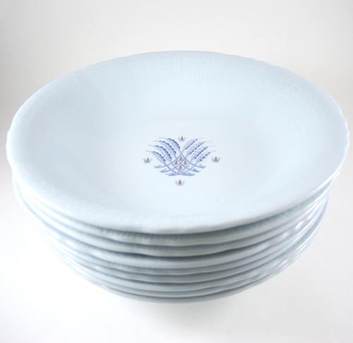 8 Vintage Swedish Rorstrand Swedish Grace Soup Bowls Louise Adelberg