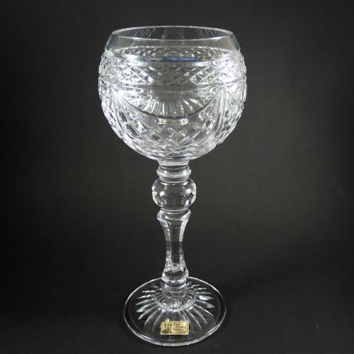 25cm Hand Crafted Artisan Irish Cork Crystal Trophy Glass by George Duggan