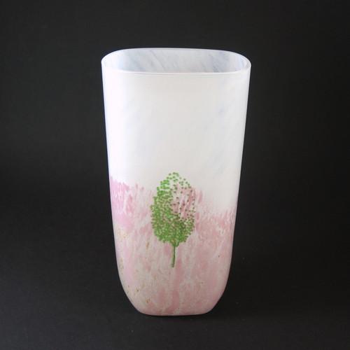 Vintage Kjell Engman for Kosta Boda May Vase