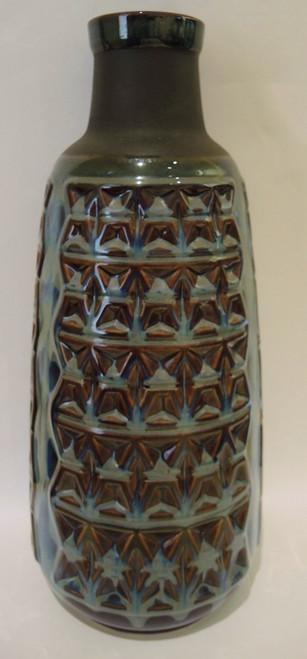 41cm Vintage Danish Soholm Einar Johansen Floor Vase