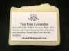 Tea Tree Lavender - Artisan Natural Soap from soladersoaps.com