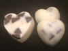 Cocoa Peppermint - Valentine Heart Artisan Soap Bar