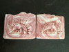 Pink & White Swirl - Artisan Natural Soap bar by Soladera Soaps