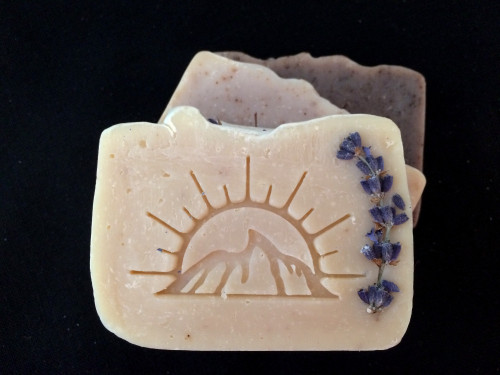 Lavender - Artisan Natural Soap Bar from soladerasoaps.com