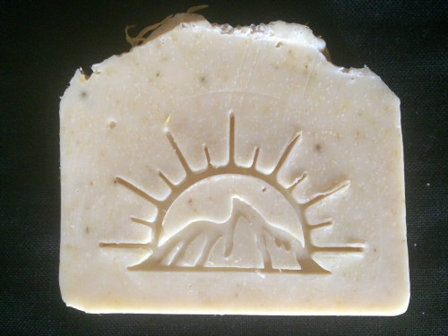 Gentle Calendula - Artisan Natural Soap Bar by Soladera Soaps
