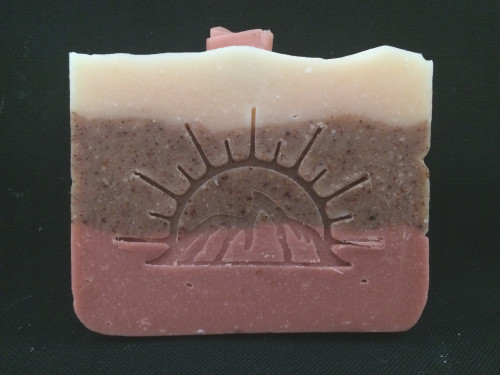 Rose Garden - Artisan Natural Soap Bar from soladerasoaps.com