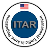 Certified by ITAR