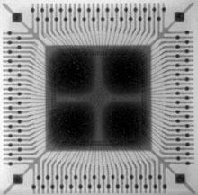 qfn x-ray minimal voiding